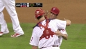 Hamels finishes the shutout