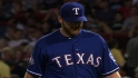 Dempster&#039;s first Rangers win