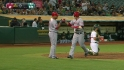 Trout&#039;s birthday blast