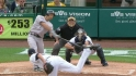 Ibanez&#039;s RBI triple