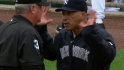Girardi's ejection