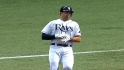 Longoria's three hits