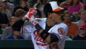 Machado makes his MLB debut