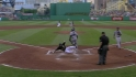 Marte&#039;s RBI single