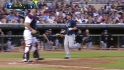 Longoria&#039;s RBI single
