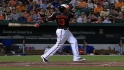 Machado goes deep twice