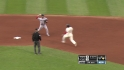 Morales induces double play