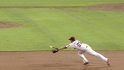 Frandsen&#039;s diving grab