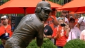 Eddie Murray sculpture unveiling