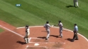 Crawford's two-run double