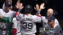 Ellsbury&#039;s two-run double