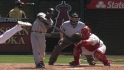 Figgins' RBI triple