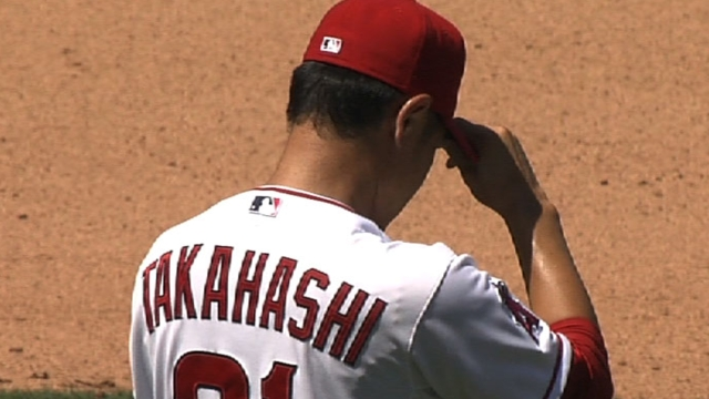 Takahashi aims for spot in Cubs bullpen