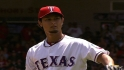 Darvish&#039;s 12th win