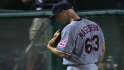 Masterson's scoreless start
