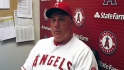 Scioscia on loss to Indians