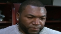 Big Papi reflects on Pesky