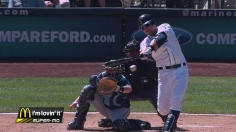 All hail the King! Felix throws perfect game