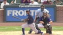 Morgan&#039;s two-run single