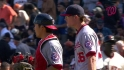 Clippard&#039;s 25th save