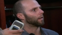Pedroia on meeting, Valentine