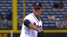 Maholm brilliant again as Braves top Padres