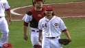 Leake's complete-game gem