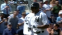 Jones' two-run dinger