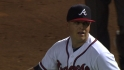 Medlen&#039;s five-hit shutout