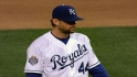 Hochevar&#039;s solid outing