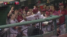Young, Goldschmidt go back-to-back to stun Cards