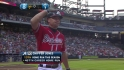 Chipper's solo homer
