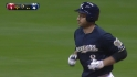Braun's two-run blast