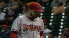 Miley, D-backs take pitchers' duel in Houston