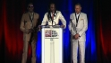 Earth, Wind & Fire honored