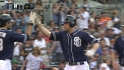 Headley's three-run jack