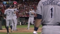 Longo's two-run homer
