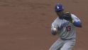 Hanley&#039;s barehanded stop