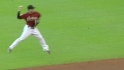 Altuve's leaping throw