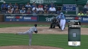 Perez&#039;s two-run double