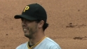 Karstens' terrific outing