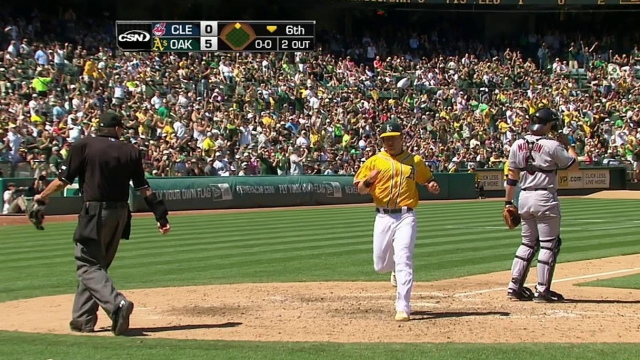 A's looking for Weeks to have bounce-back year