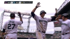 Mariners complete sweep of Twins