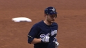 Lucroy&#039;s two homers