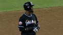 Reyes&#039; four-hit game