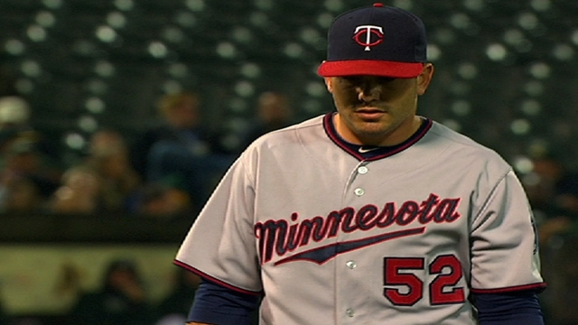 Twins, Duensing agree on deal to avoid arbitration