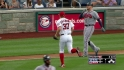 Strasburg grabs a comebacker