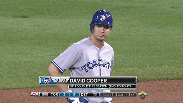 Blue Jays release former first-round pick Cooper