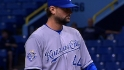 Hochevar&#039;s brilliant outing