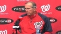 Johnson on Strasburg&#039;s start